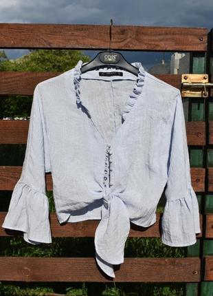 Блуза - рубашечка
