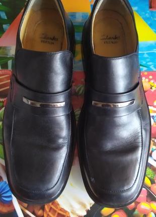 Мужские кожаные туфли 29 см