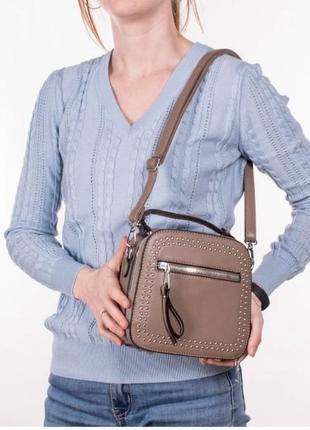 Качественная женская сумка / новинка / мода4 фото