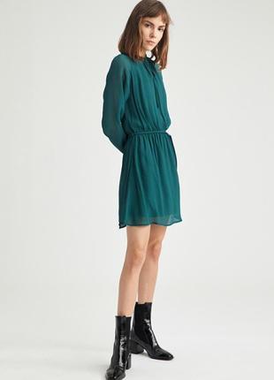 Фирменное платье на подкладке, турция, отличное качество1 фото