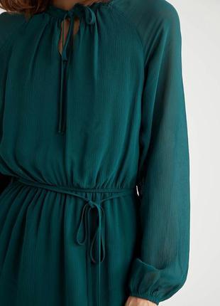 Фирменное платье на подкладке, турция, отличное качество5 фото