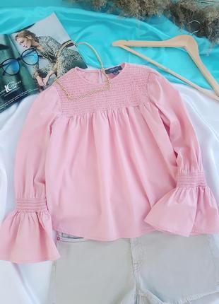 Хлопковая милая блуза от primark