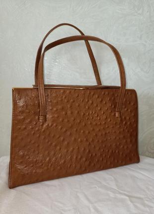 Hamilton винтажная английская сумка ридикюль