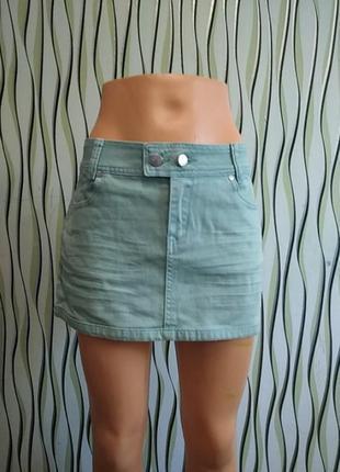 Распродажа остатков юбка джинс