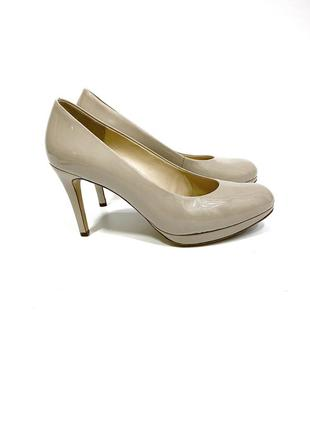 Туфли hogl лаковые