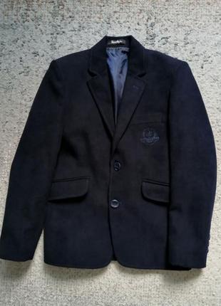 Піджак, жакет шкільний на хлопчика дитячий