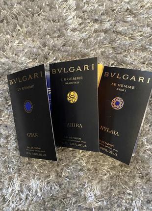 Набор ароматов bvlgari