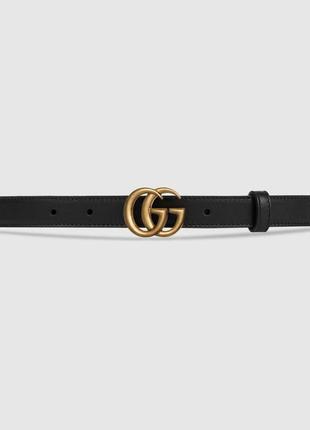 Gucci marmont оригинал, тонкий ремень