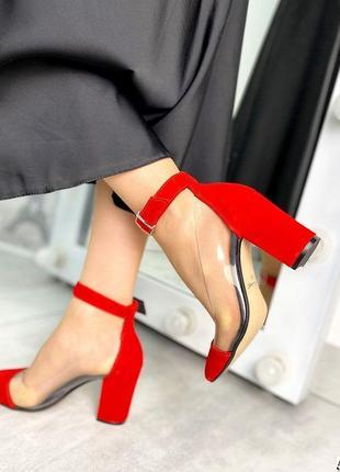 Крутые туфли лодочки2 фото