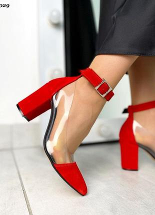 Крутые туфли лодочки4 фото