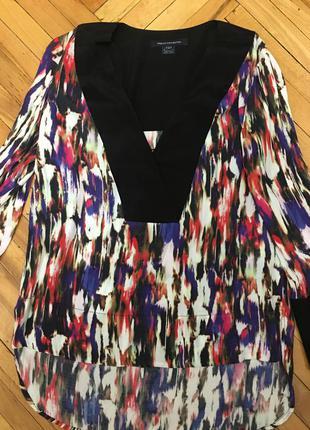 Новая брендовая блузка. french connection куплена сша