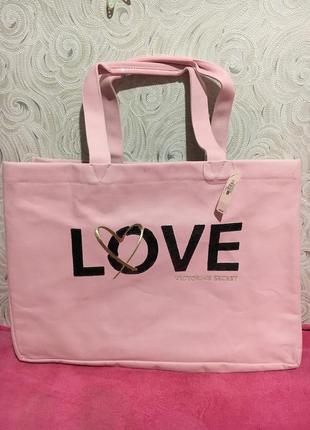 Крутейшая сумка от victoria's secret