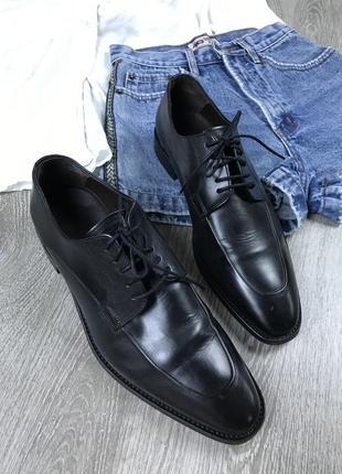 Шикарные мужские классические туфл