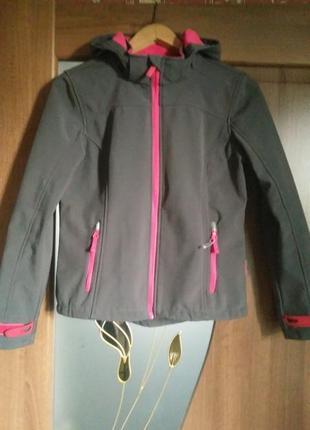 Термо куртка, ветровка. c&a  north ville