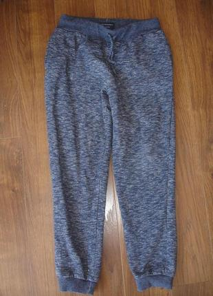 Фирменные primark спортивные штаны джогеры мальчику 9-10 лет хлопок идеал