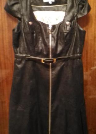 Оригинальное и в единственном экземпляре платье-сарафан max mara