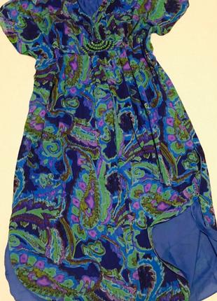 Платье макси -длинное оверсайз от ххл-хххх
