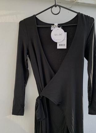 Платье на запах4 фото