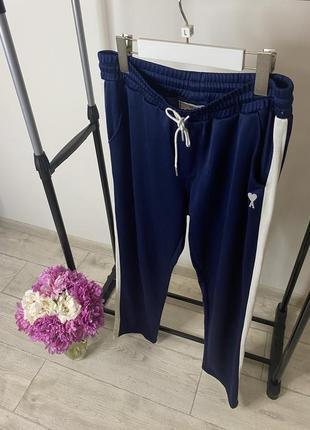 Мужские штаны джогеры ami чиносы с ломпасами оригинал