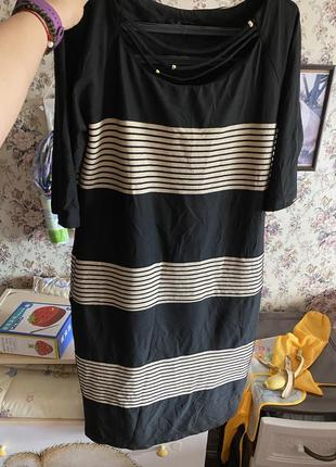 Платье утяжка бандажное с люрексом1 фото