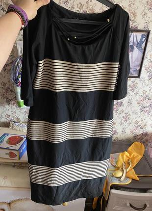 Платье утяжка бандажное с люрексом5 фото
