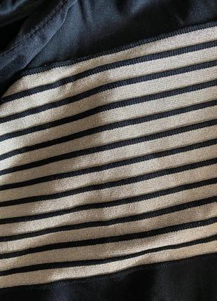 Платье утяжка бандажное с люрексом6 фото