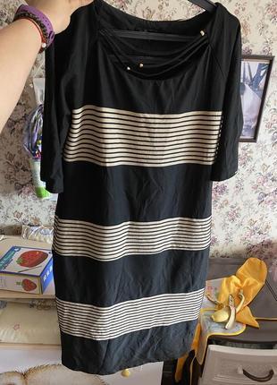 Платье утяжка бандажное с люрексом4 фото