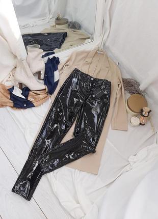 Латексные штаны
