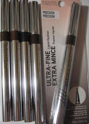Physician's formula.eye booster, ультратонкая жидкая подводка для глаз с увлажняющей