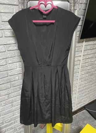 Базовое женское платье h&m