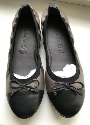 Мегаудобные и стильные 🥿 туфли от известного бренда размер - 38 - 39