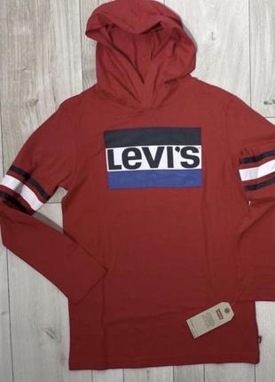 Кофта levi's оригинал, пуловер
