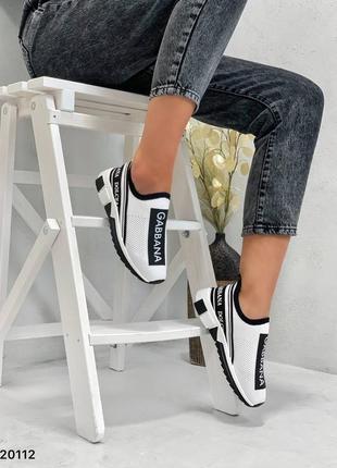 Слипоны кроссовки