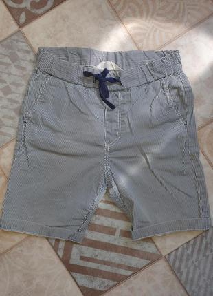 Легкие хлопковые шорты нм