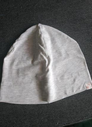 Шапка шапочка для девочки