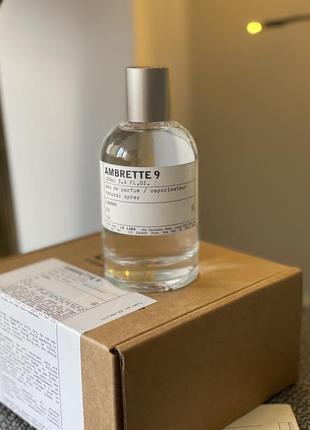 ♥️ нежнейший парфюм духи  ambrette 9 le labo