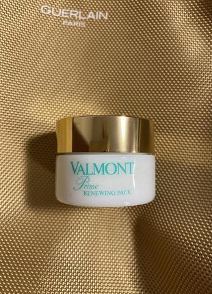 "Valmont prime renewing pack восстанавливающая анти-стресс маска ""золушки"""