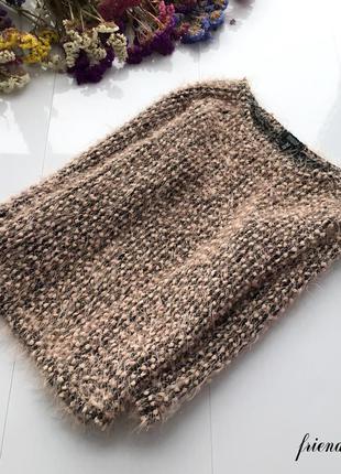 Трендовый свитер травка bershka