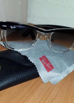 Оригинальные очки с градиентом