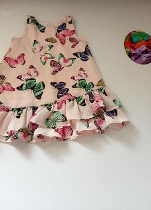 Платье сарафан 104-110см2 фото