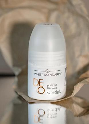 Натуральний дезодорант deo sandal