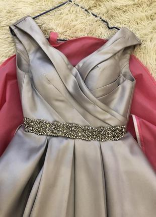 Выпускное платье ✨4 фото