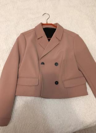 Zara палто піджак