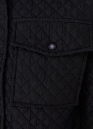 Куртка чёрная bershka в наличии новая3 фото
