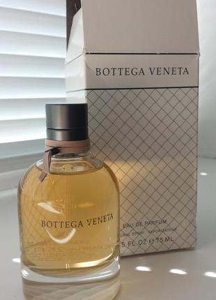 Духи bottega veneta парфюм оригинал 75ml