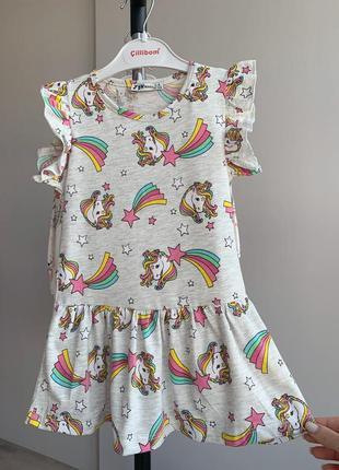 Платье на 1-2, 3-4, 5-6, 7-8 лет