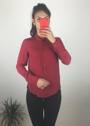 Крутая блуза от bershka
