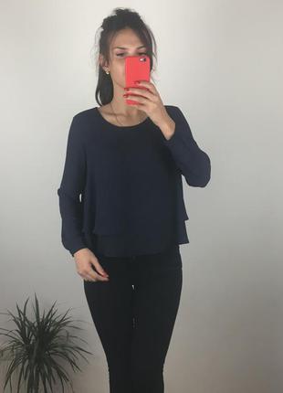 Бомбезная блуза от zara