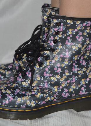 Черевики ботинки шкіра dr.martens розмір 41, сапоги кожа