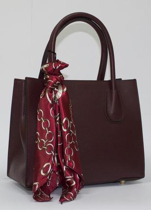 Стильная женская  сумочка. италия. натуральная кожа